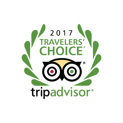 2017 Best Destinations in the World - Travelers' Choice Awards
