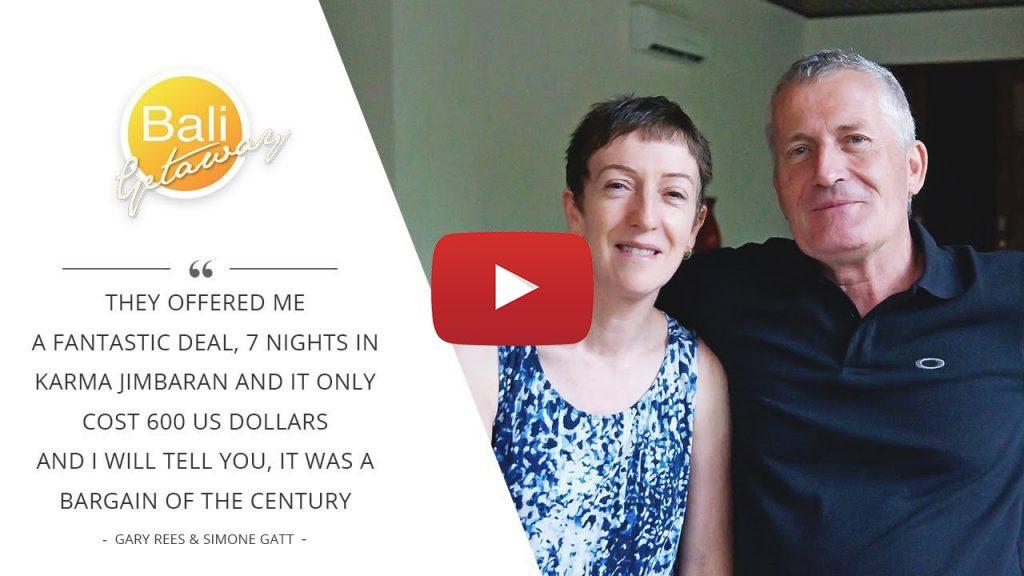 Bali Getaway Testimonial